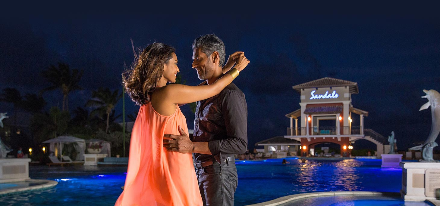 Romantic Anniversary Getaway Vacations Amp Packages Sandals