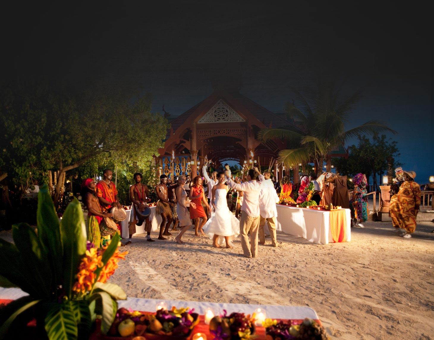 Caribbean Wedding Music & Entertainment at Sandals Resorts