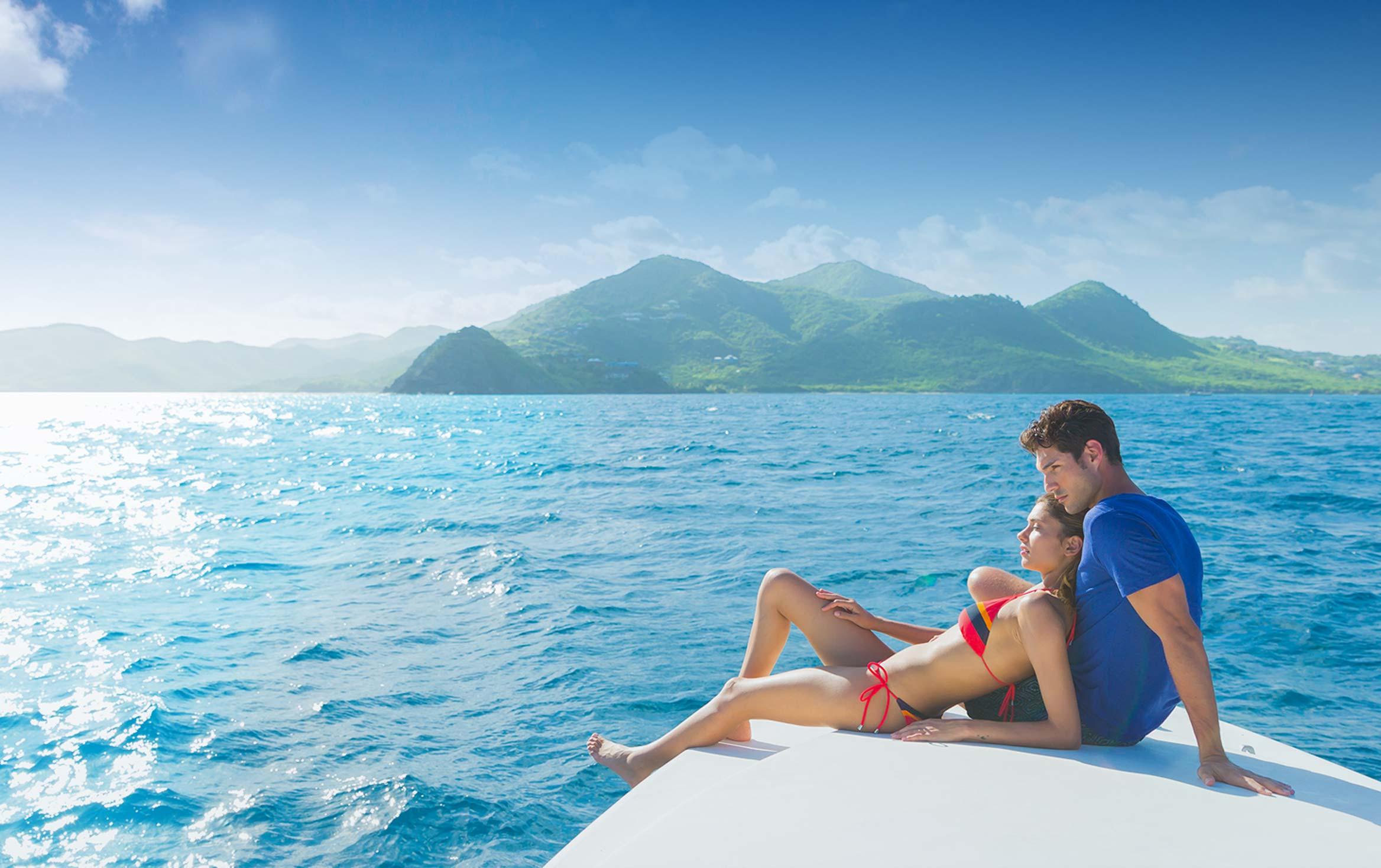 efc449eff Caribbean Honeymoon Beach Hopping Packages