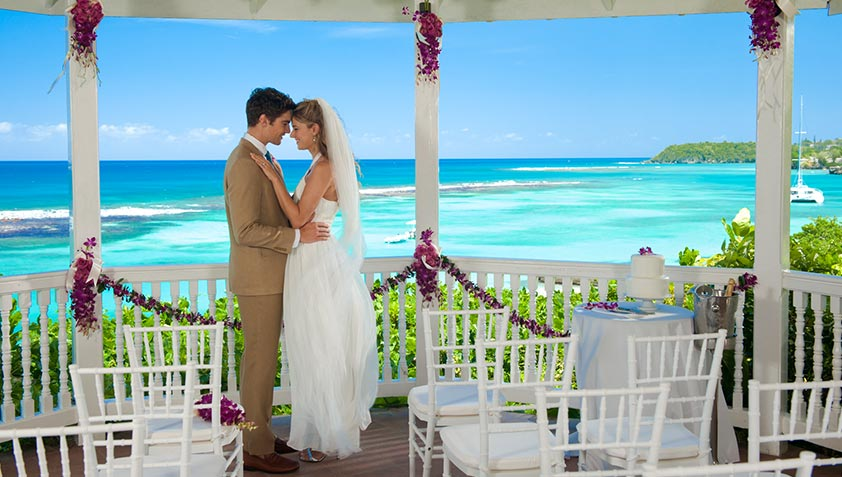 The Best Destination Wedding Locations In The Caribbean: Best Wedding Venues & Destinations In The Caribbean