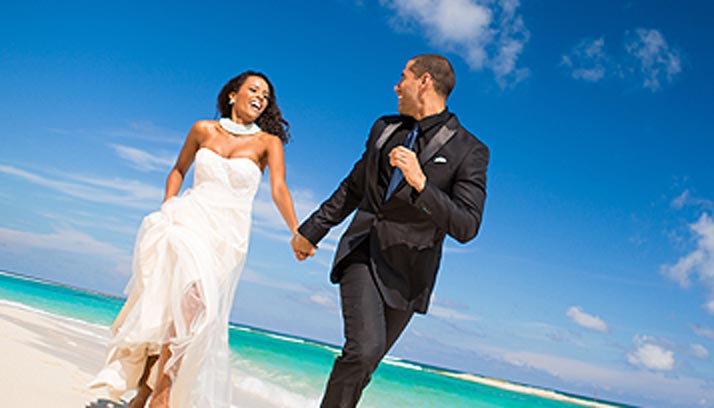 Wedding packages honeymoon deals sandals free wedding packagewhen you stay 3 nights or longer junglespirit Image collections