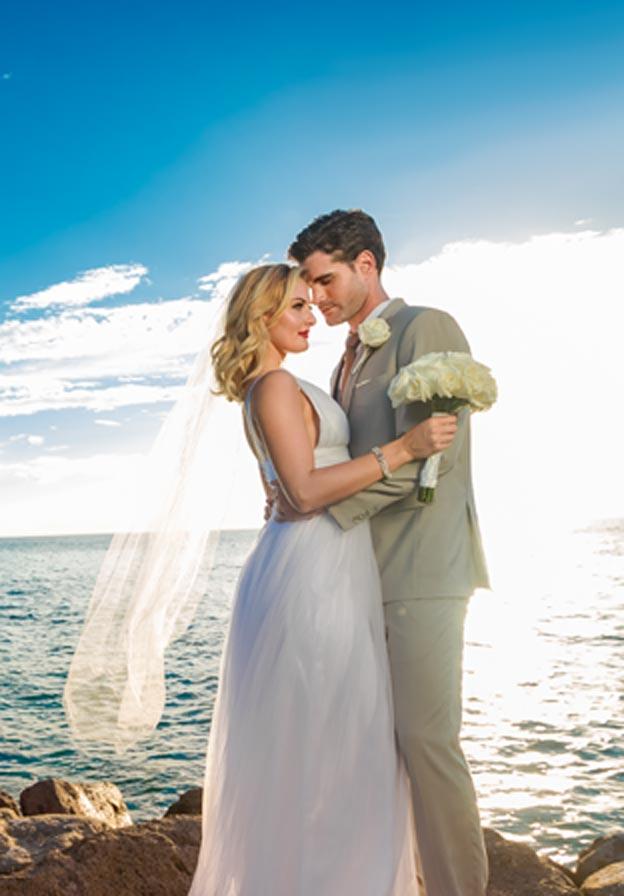 2ac8589edc9d9 Weddings. A Sandals all‐inclusive destination ...