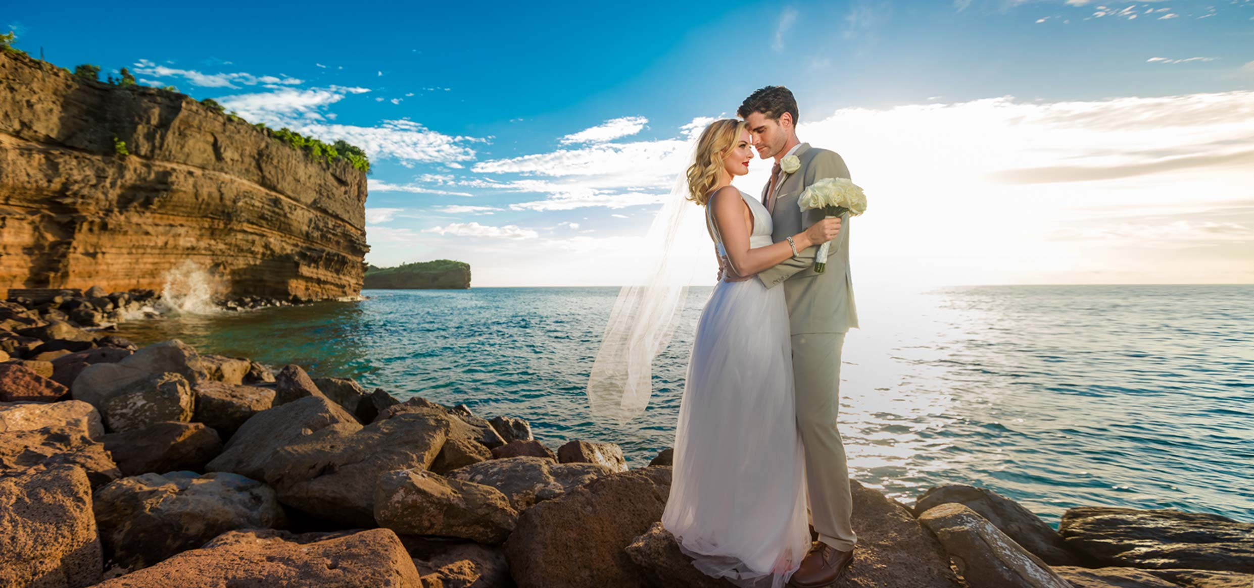 Puerto Rico Wedding Package.Caribbean Destination Wedding And Honeymoon Packages Sandals