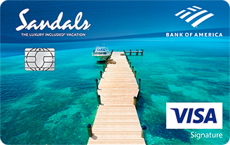 Sandals Cards